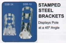 Stamped Steel Brackets