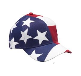 U.S.A. Style Baseball Hat