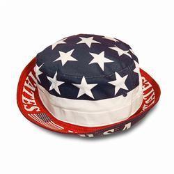 U.S.A. Bucket Style Hat